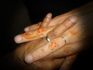 Nos fiançailles 2012